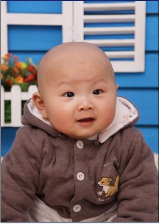 麦兜是个很可爱的宝宝