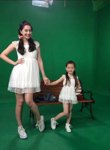 儿童模特网成功推荐深圳马尔娜拍摄某知名品牌新款